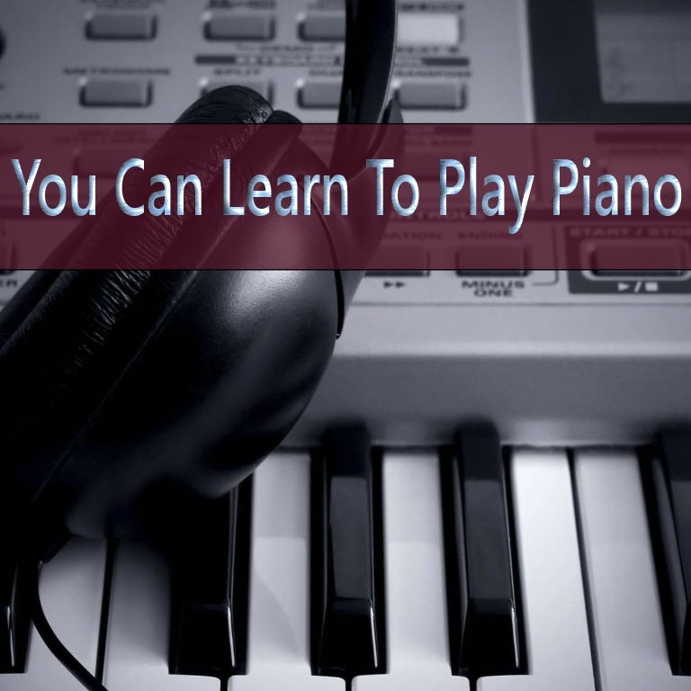 How To Play The Piano On The Computer 6 Steps