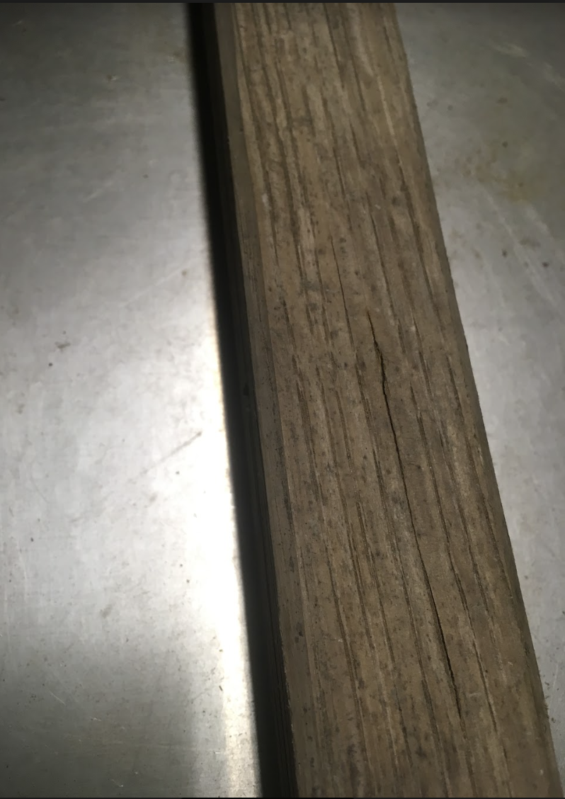 Picture of Buy Your Lumber for Steam Bending.