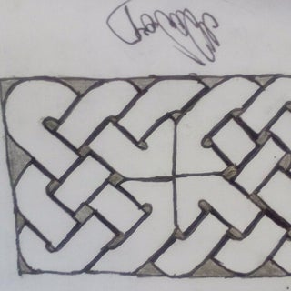 How To Draw A Celtic Viking Knot Easy Tutorial Instructables