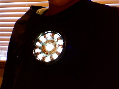 Finished Arc Reactor.