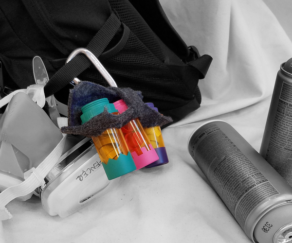 Upcycled Spray Cap Kit