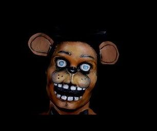 Five Nights at Freddy's Make-up