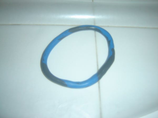 Sugru Custom Jelly Bracelet