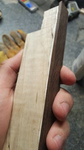 Shaping and Optional Spacer Addition