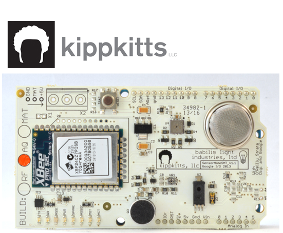 Picture of Kippkitts Sensor Motes Introduction