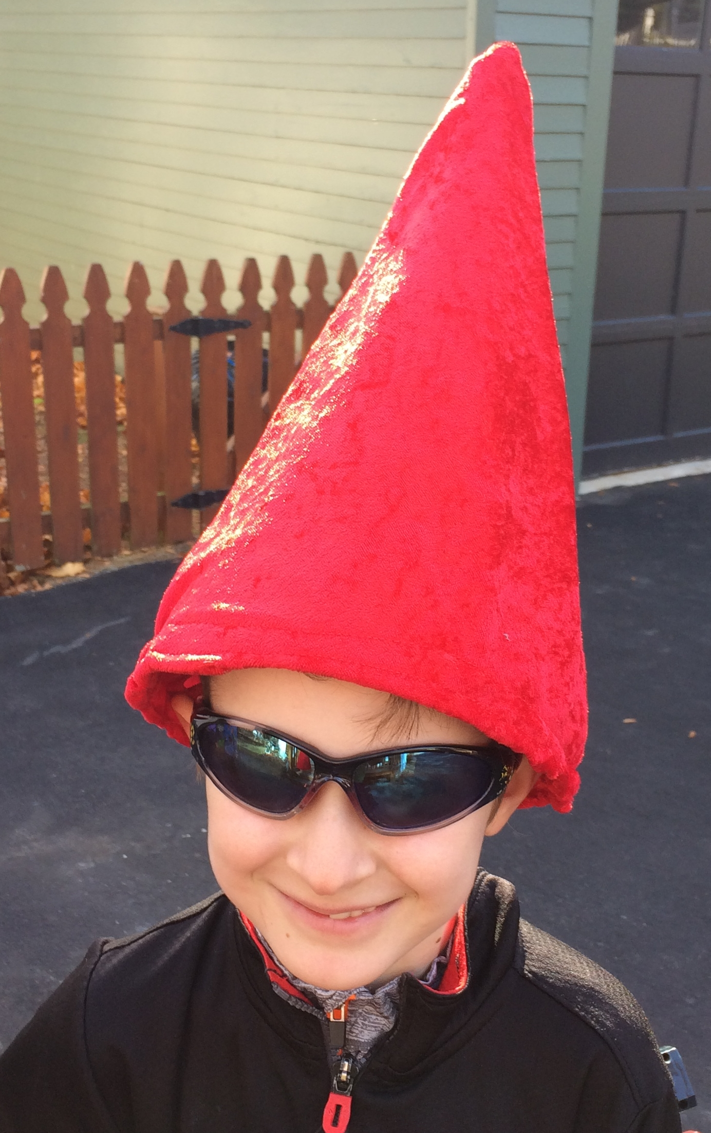 Picture of 10 Minute Harry Potter Wizard Hat