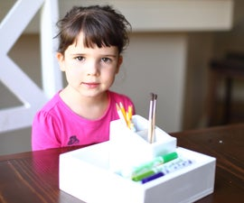 DIY Pencil Box
