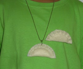 Dumpling (Jiaozi) Jewelry