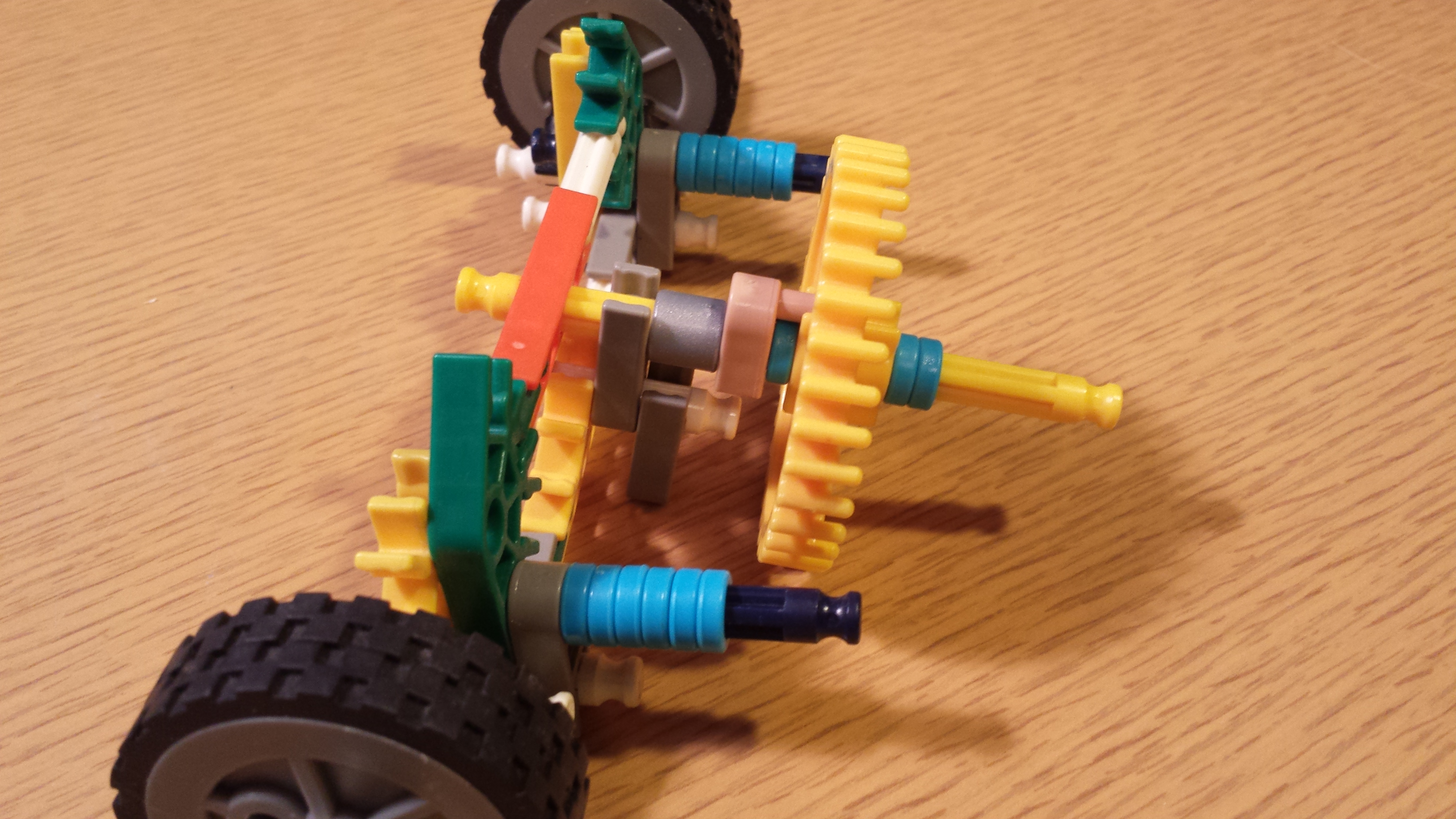 Picture of Geared Steering System