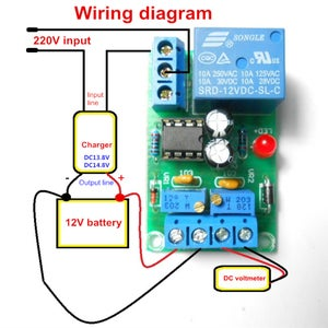 Battery Protection Circuit