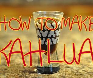 How to Make Kahlua (Coffee Liqueur)