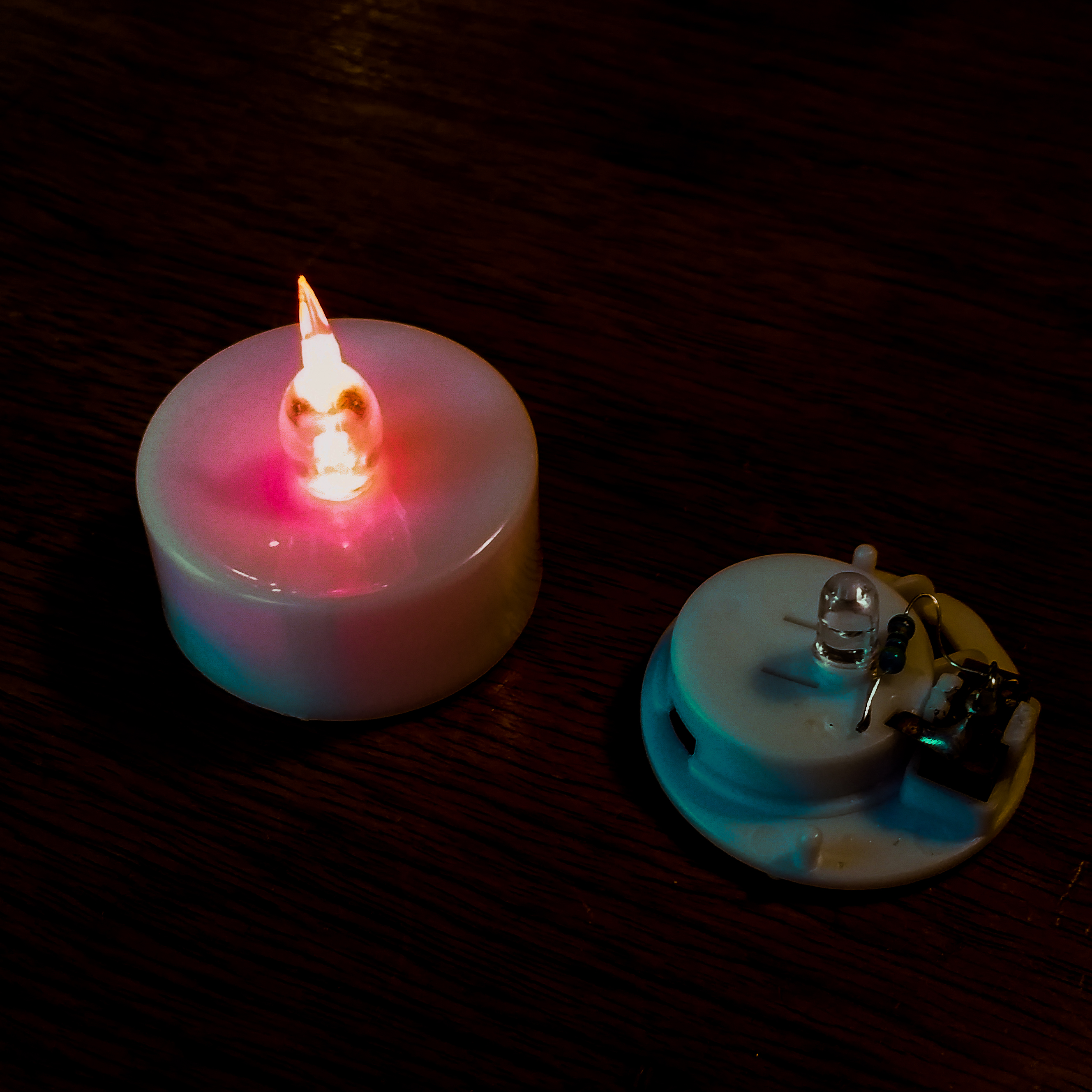 Picture of Astronomer's Tea Lamp - Introduction