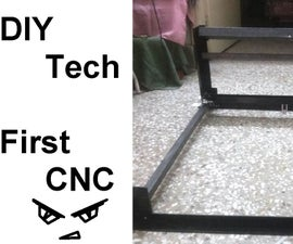 My First CNC ( Fails, Wins and Future )