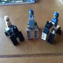 How To Make A Miniature Lego Horse