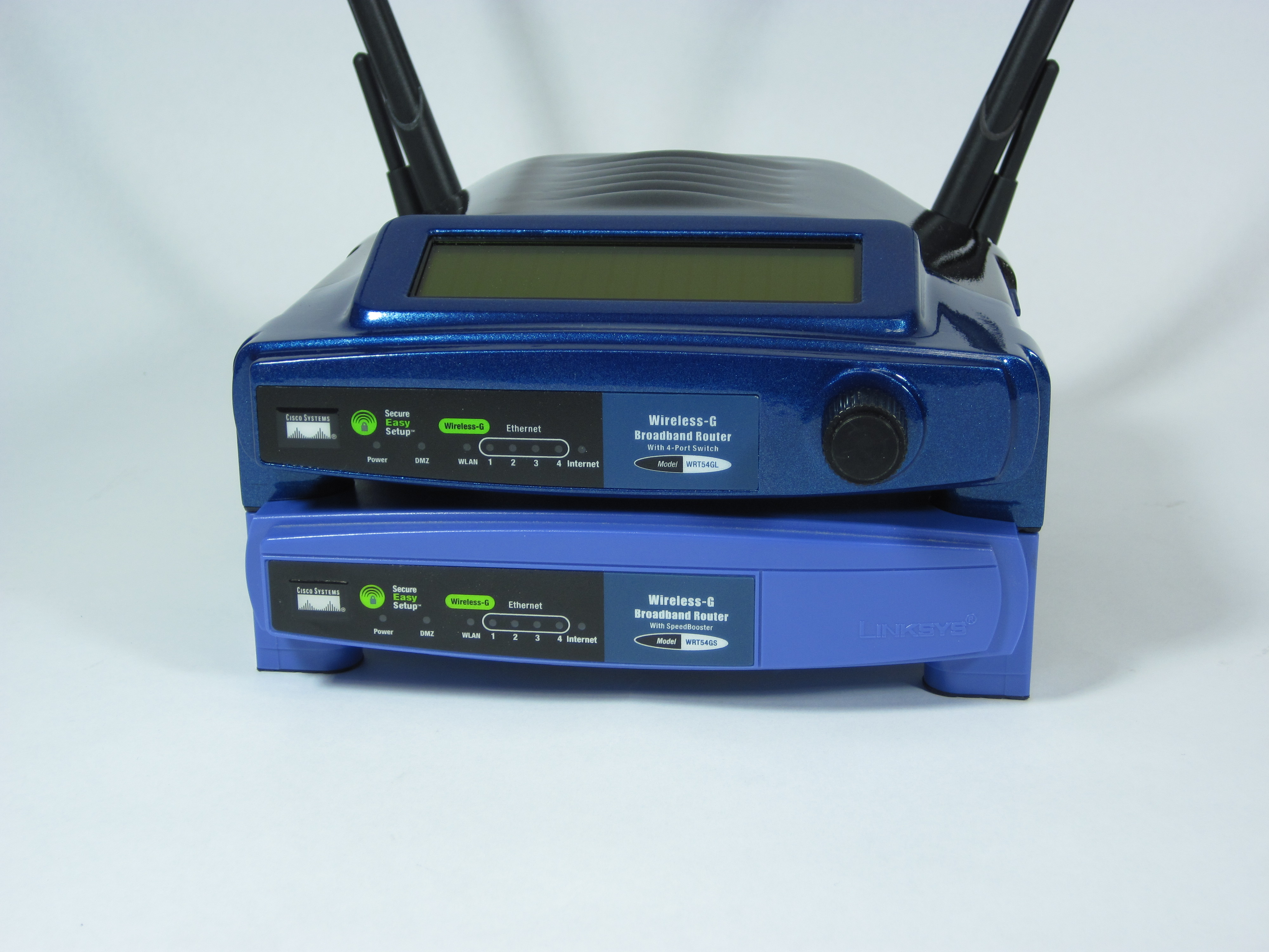 Picture of Build a Professional Prototype Case for a Linksys WRT54G Series Router in Three Weeks