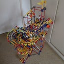 Journey - a K'nex Ball Machine Preview