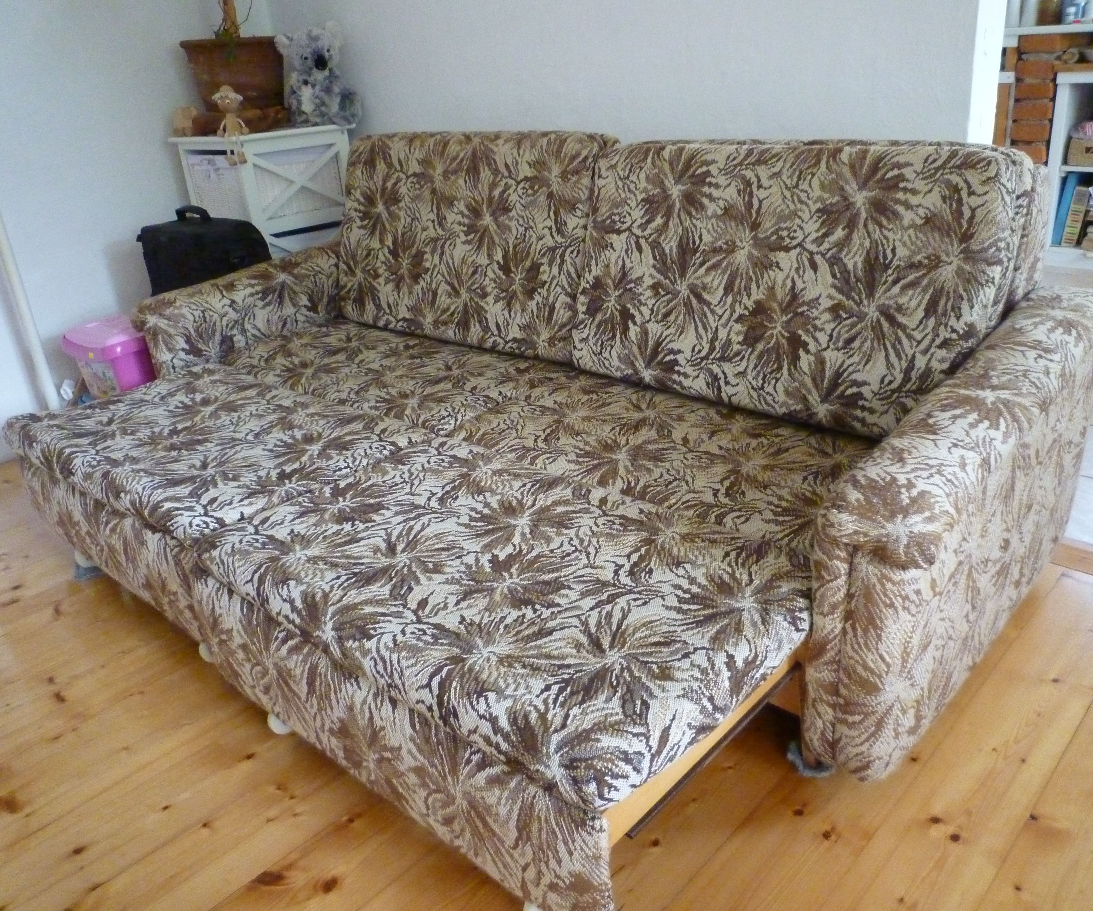 Brilliant Revamped Sofa Bed 5 Steps With Pictures Evergreenethics Interior Chair Design Evergreenethicsorg