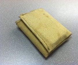 Buckskin Wallet