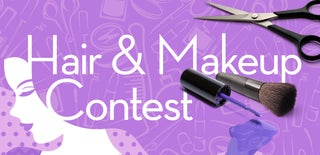 Hair and Makeup Contest