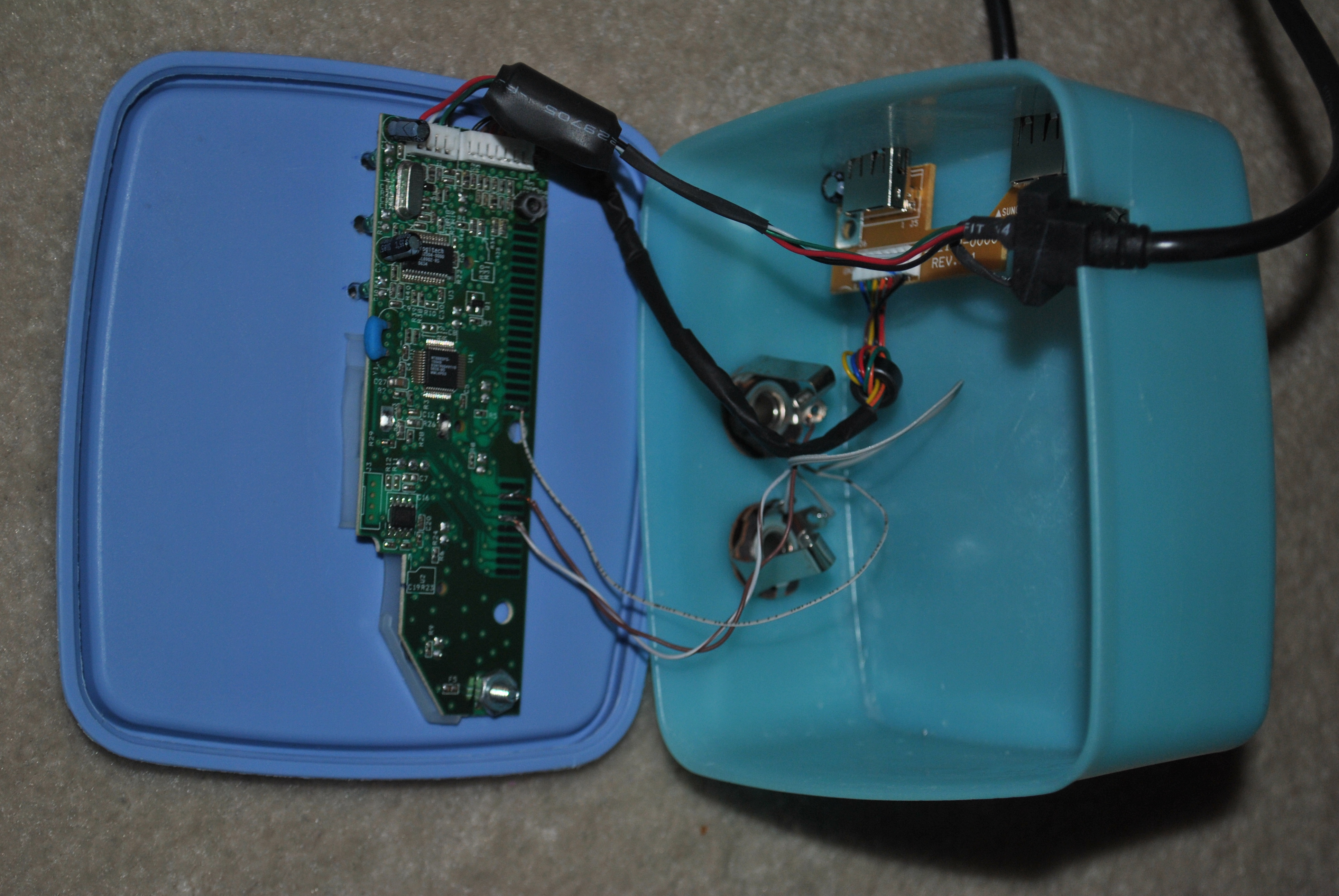 Picture of Foot Controller for Presentations
