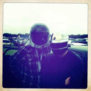Daft Punk Tron Helmet & Suit