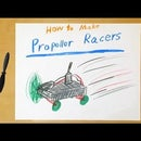 How to Make Propeller Racer Cars