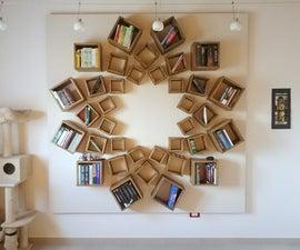Celtic Design Bookshelf