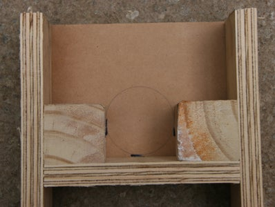 Building a Square Box for the Pellets