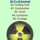 5 C's of Survival