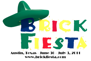Picture of Brick Fiesta 2011