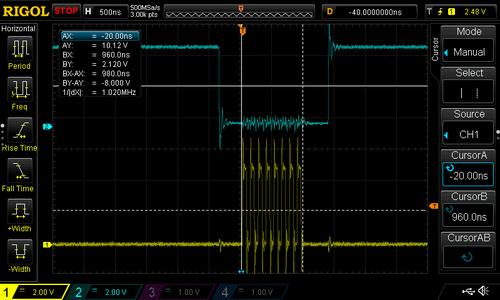 Using Hardware SPI Interface