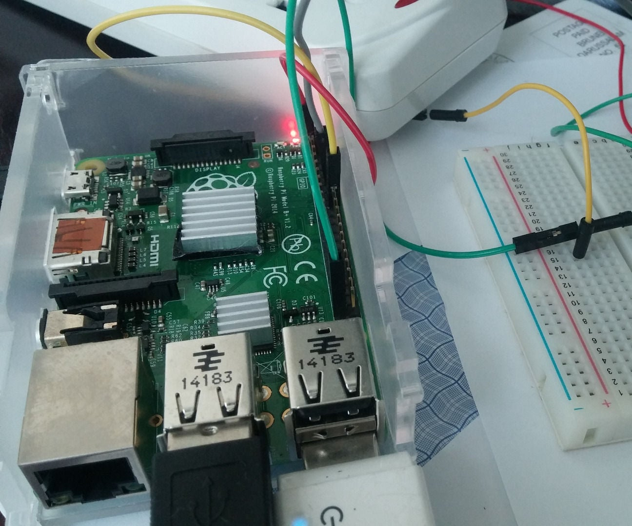 Using IR Remote With Raspberry Pi Without LIRC