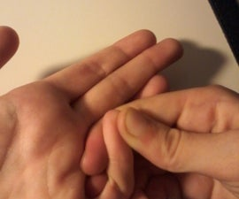 Finger Magic Trick-Dynamo
