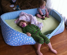 Foam Nest Bed