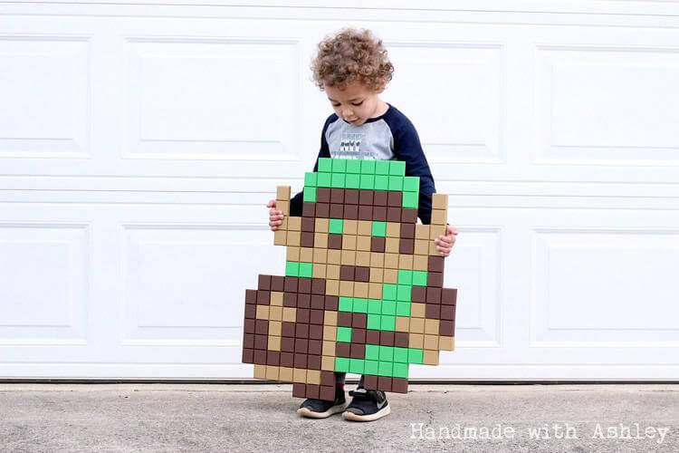 Picture of Enjoy 8-bit Link!