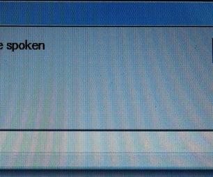 Make Your Computer Talk