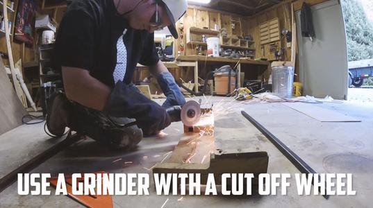 Cut Your Steel