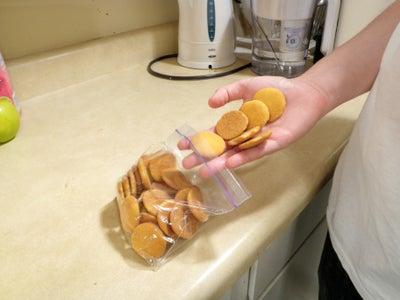 Crush Cookies