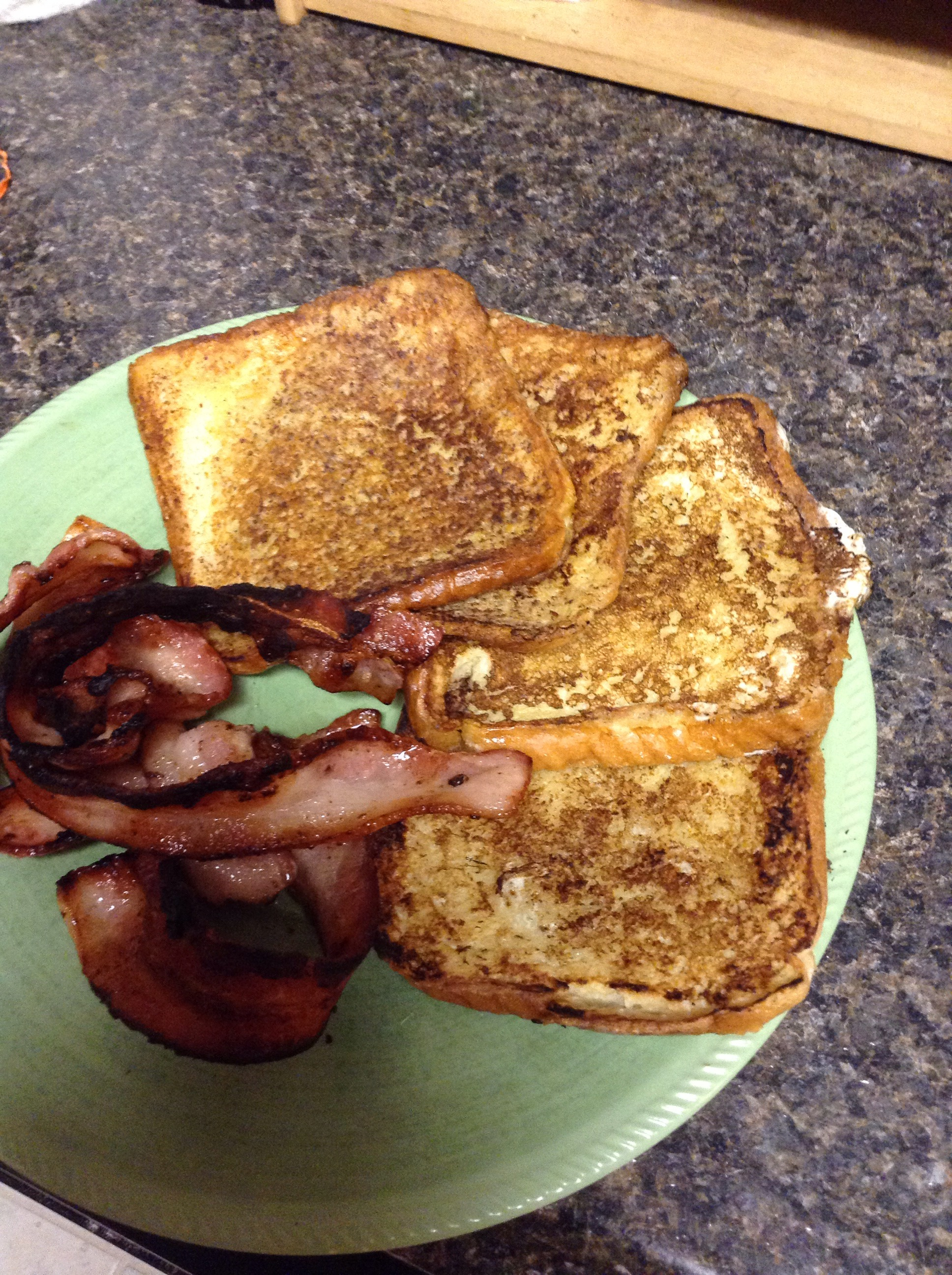 Picture of French Toast Done