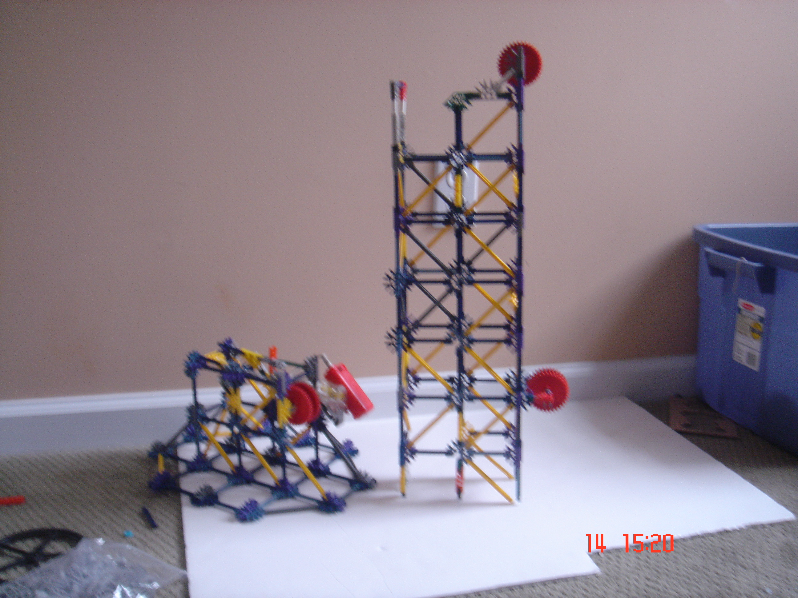 Picture of The Structure, Part 2:  the Tower