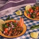 Matra Chaat (Indian Street Food Recipe)