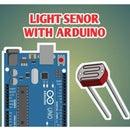 Light Sensor With Arduino | Making a Light Sensor Using LDR | Light Glowing in Dark Using Arduino | Light Dependent Resistor Tutorial With Arduino