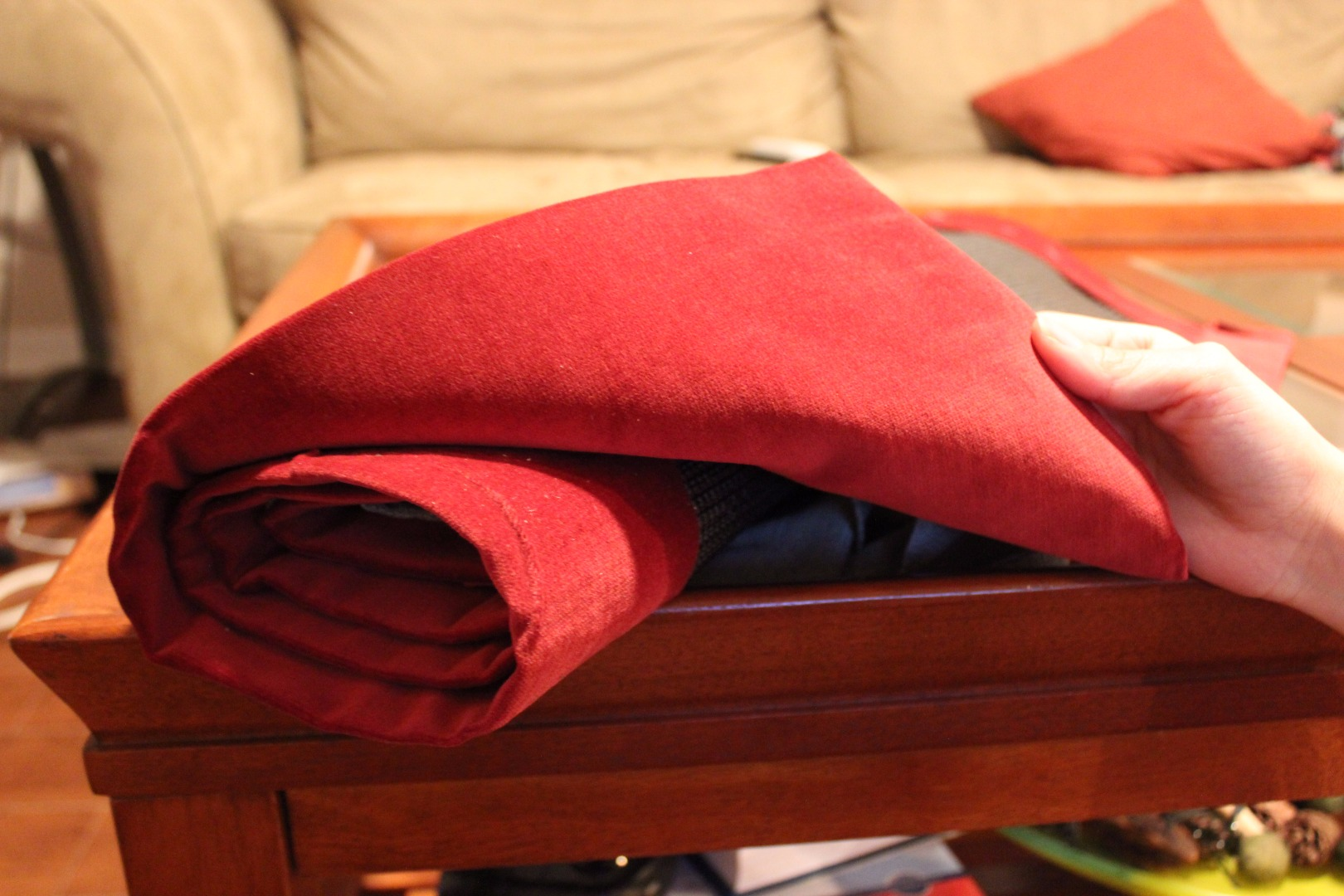 Picture of Playable Roll-up Cloth
