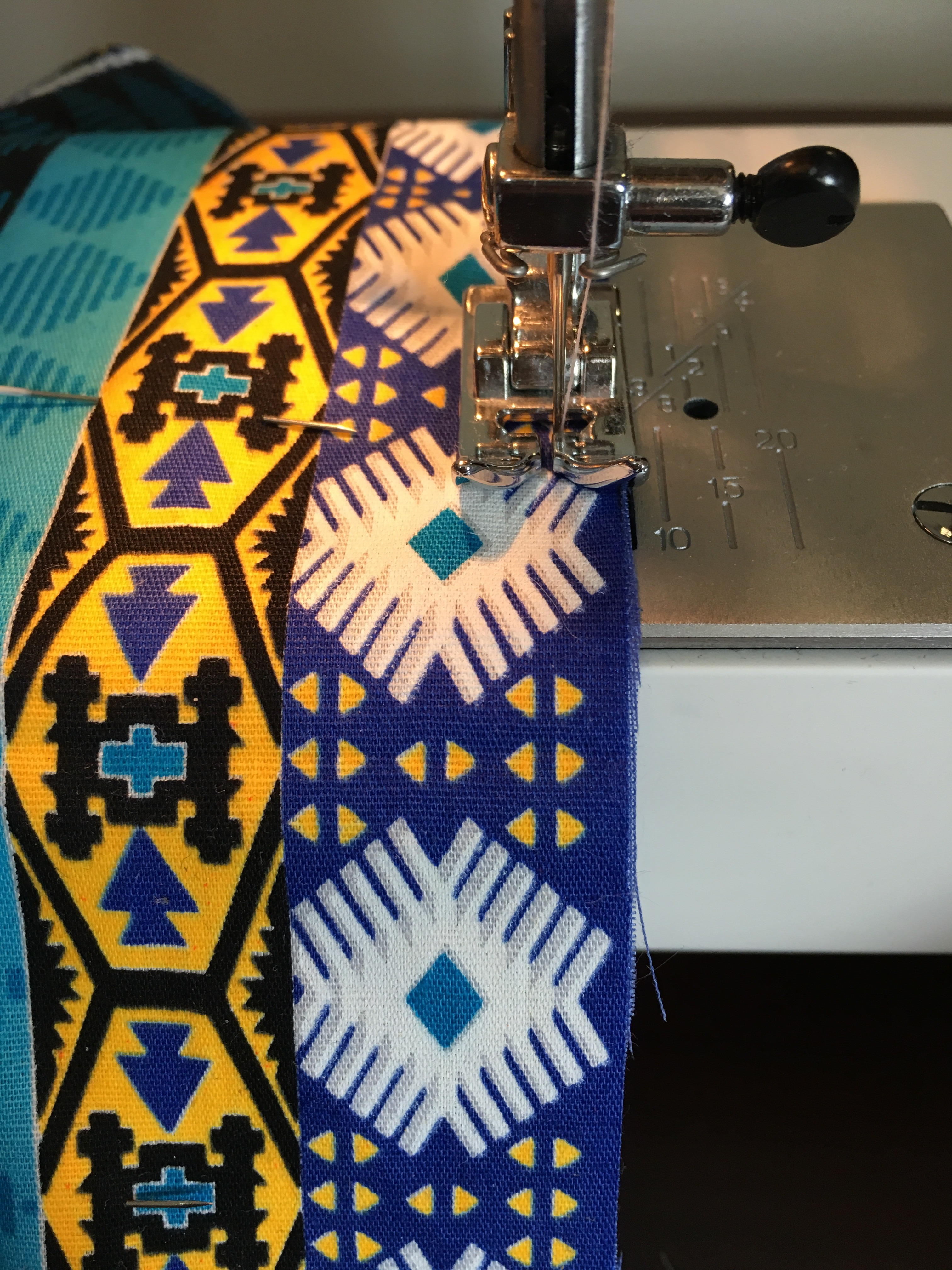 Picture of Sewing the Two Sides