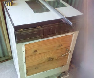 Convert Washing Machine Chassis in Jig Saw and Hand Saw Table
