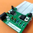 How to Make Breadboard Power Supply