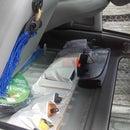 Ute (truck) Storage Using Household Items