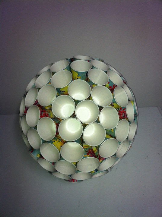Picture of The Flawed Spherical Dodecahedron
