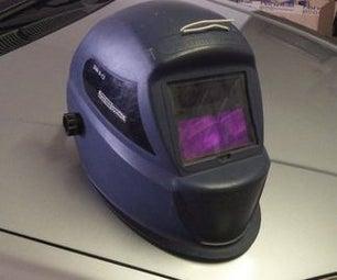 Reviving an AutoDarkening Welding Helmet