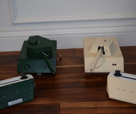WW2 Tank Laser Tag